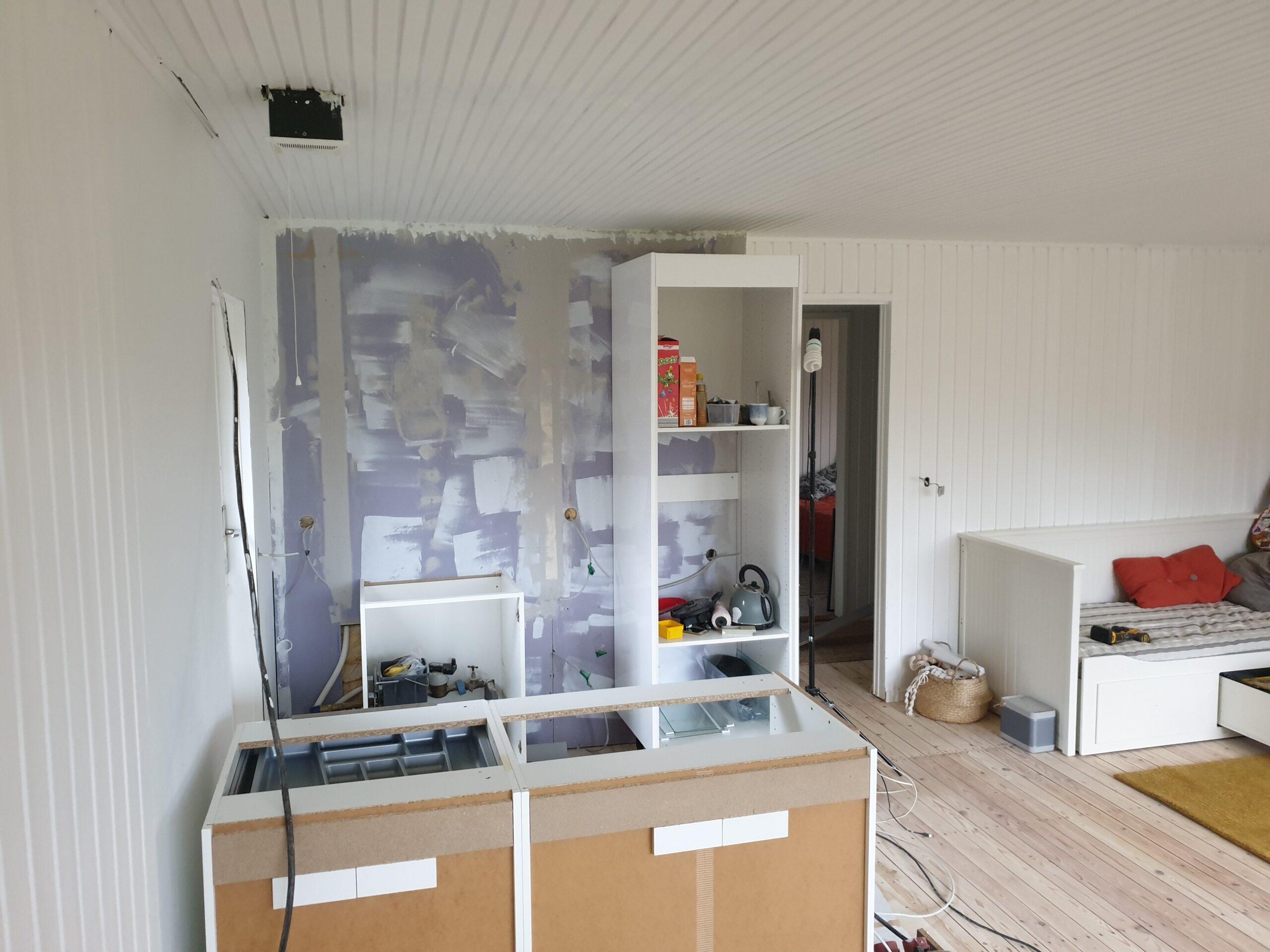 Kokken Renovering Trin For Trin Life Of Lars
