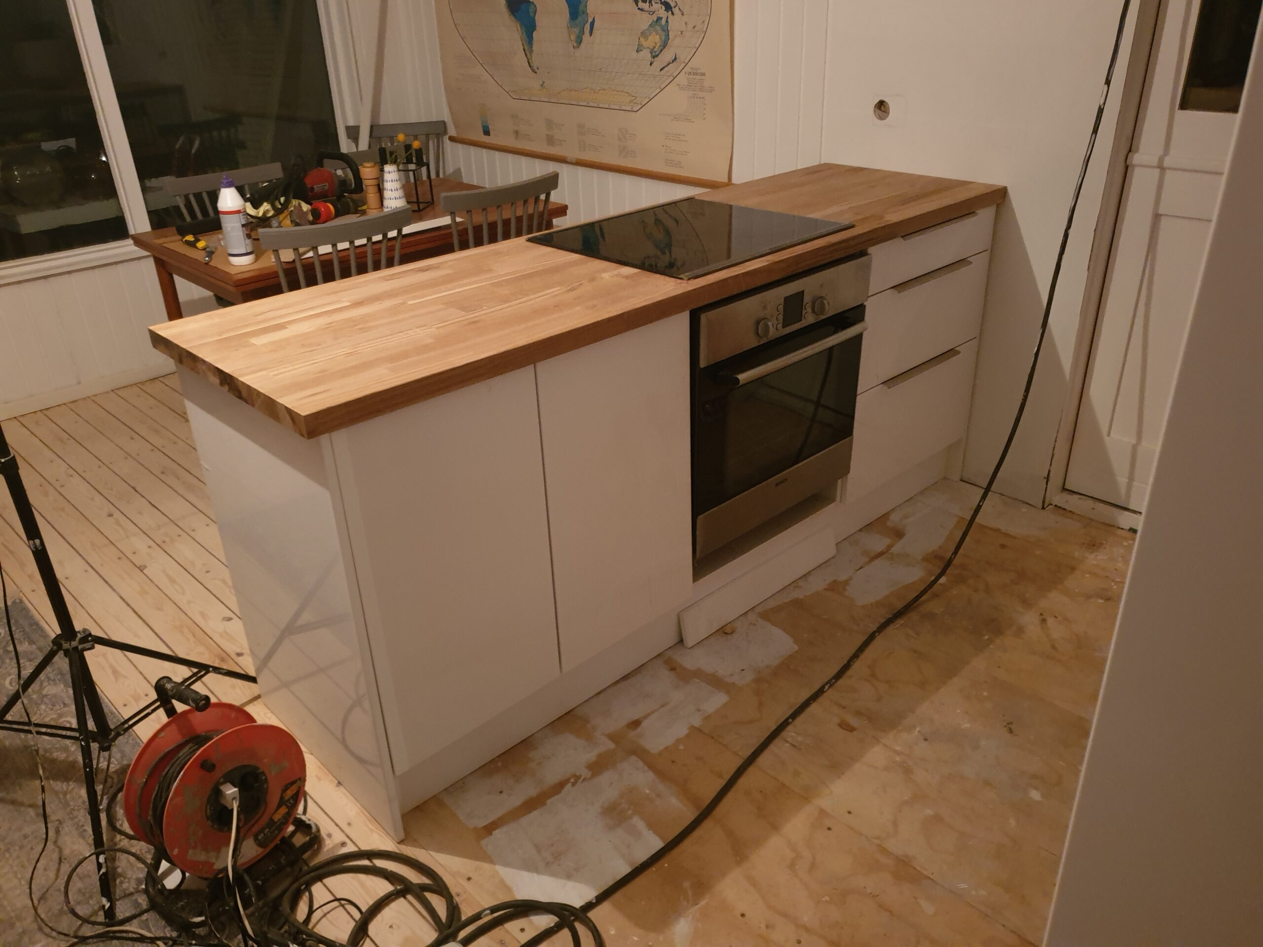 Picture of: Kokken Renovering Trin For Trin Life Of Lars